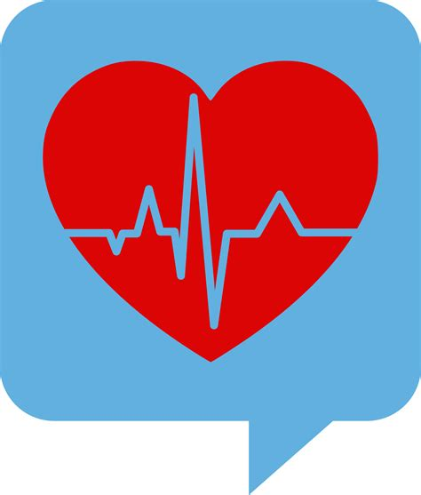 clipart logo heartbeat logo for health clipart cliparts and others