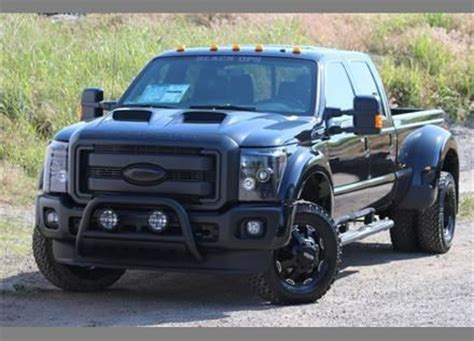 2014 ford f 450 black ops edition ford shelby