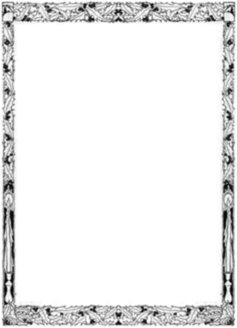 Clip art borders and frames free clipart images