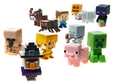 Karpet Karakter Iron minecraft collectible figures 18 for 39 99 shesaved 174