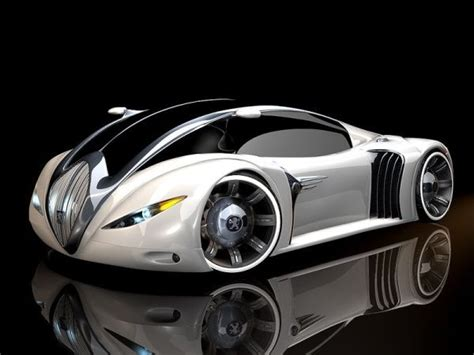 imagenes en 3d de autos autos futuristas megapost taringa
