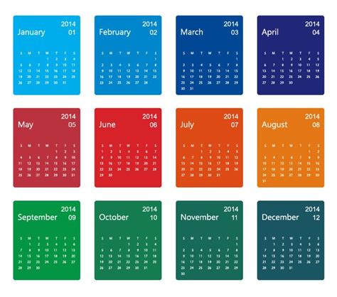 design calendar graphic free vector calendar clipart best