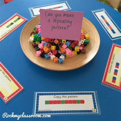 pattern activities for reception 17 best images about pre k patterns on pinterest math