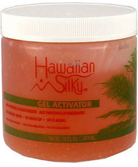 gel activator for natural hair jf labs hawaiian silky hawaiian silky gel activator