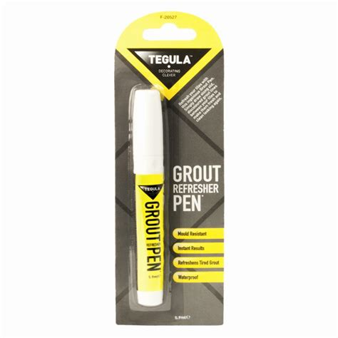 bathroom tile grout cleaner grout whitener refresher pen instant kitchen shower