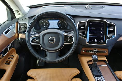test drive 2016 volvo xc90 takes on the bmw x5