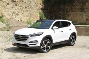 White Hyundai Tucson Drive 2016 Hyundai Tucson Thedetroitbureau