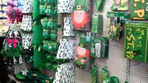 Dollar Store Home Decor dollar tree valentine s amp st patty s day decorations