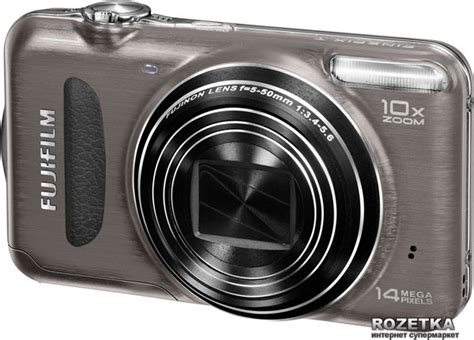 Fujifilm Finepix T200 rozetka ua fujifilm finepix t200 gunmetal