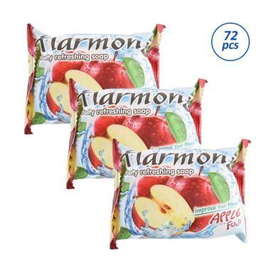 Harmony Fruity Soap Melon 70g harga mainan anak mainan toys