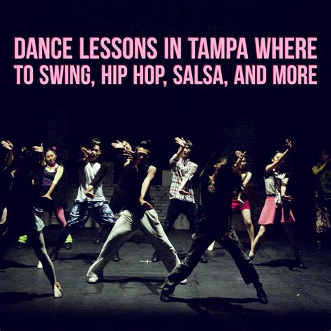 hip hop swing dance dance lessons in ta swing hip hop salsa and more