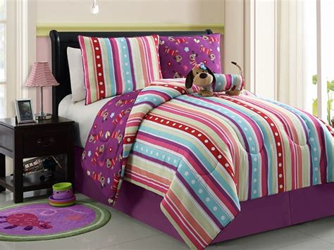 puppy bedding set zoomates reversible bedding sets or 11 choices woot