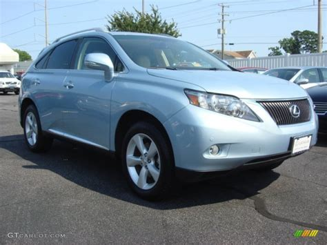 lexus blue color 2012 cerulean blue metallic lexus rx 350 awd 67402107