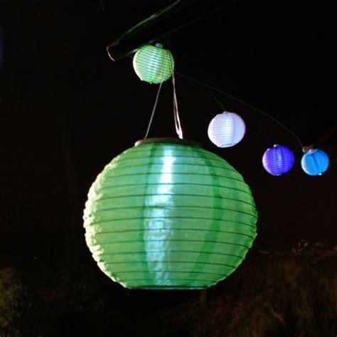 new festive lights large solar power lantern