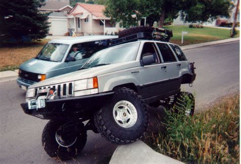 95 Jeep Zj Troy And Gregory S 1995 Grand
