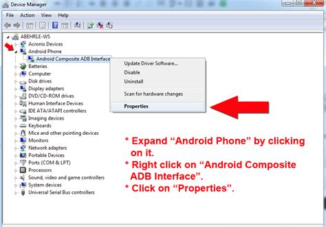 android composite adb interface android composite adb interface drivers