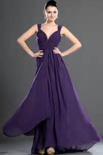 Stunning purple evening dresses one shoulder prom dresses party