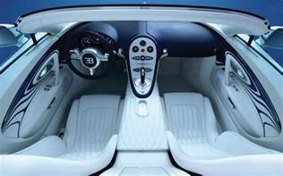 Interior Of A Bugatti Bugatti Veyron Grand Sport Vitesse Interior Photo