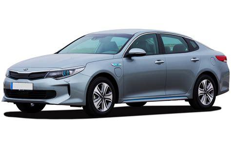 kia optima phev hybrid  review carbuyer