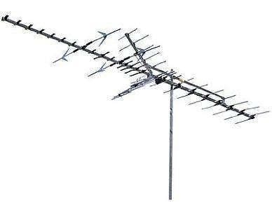 range outdoor tv antenna ebay