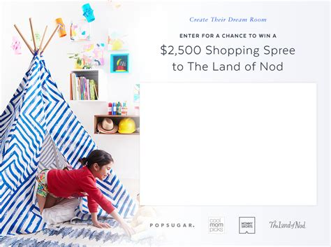 Land Giveaway Australia - land of nod 2 500 giveaway popsugar moms