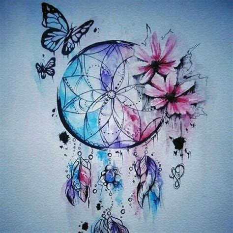 tattoo inspiration weheartit dream catchers tattoo ideas pinterest dream catchers