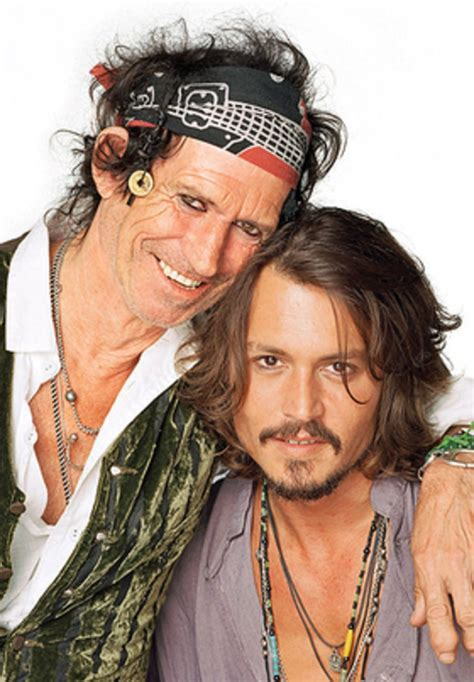 Johnny Keith Richards Do Rollingstone by 07 Johnny Depp Keith Richards Johnny Depp Keith