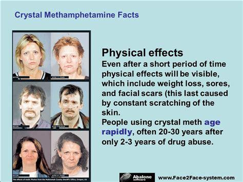 Meth Detox Information by Methhetamine Facts Ppt