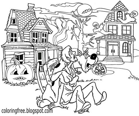 monster house nebberer coloring pages monster best free