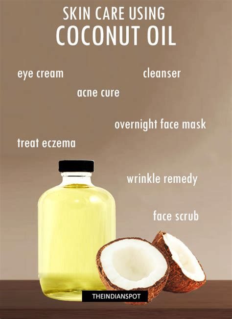 coconut skin 10 best skin care treatments using coconut theindianspot