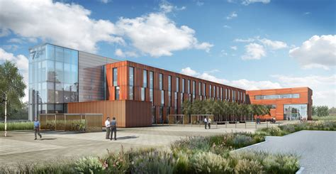 thames college of technology thames valley science park news ryder architecture