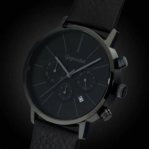 Gigandet Chronograph Minimalsim G32 Business Uhr Mit Gigandet Design