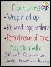 How To Write A Conclusion For A 5 Paragraph Essay by Teaching Creative Ideas And Teaching On