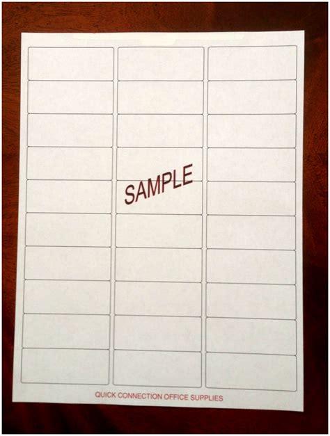 blank label templates 30 per sheet 8 blank label templates 30 per sheet ytity templatesz234