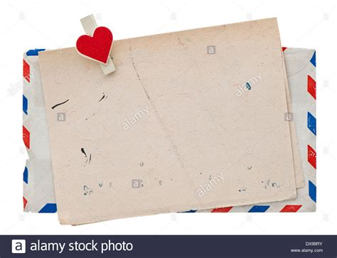 Envelope Letter Paper vintage air mail envelope retro post letter grungy