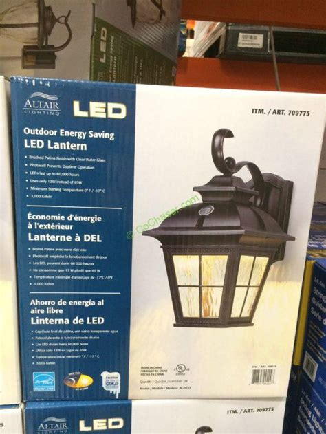 New Kitchen Faucet costco 709775 altair outdoor saving le lantern box