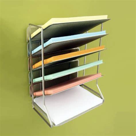 mesh desk organizer tray seville classics office desk organizer mesh 6 trays