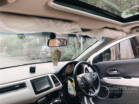 Honda Hrv 1 8 Prestige At 2015 jual mobil honda hr v 2015 prestige 1 8 di dki jakarta