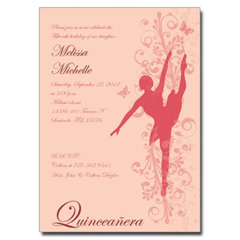 printable quinceanera birthday cards quinceanera cards quinceanera invitations my dallas