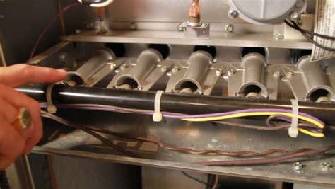 gas furnace not lighting troubleshooting gas furnace burners ehow