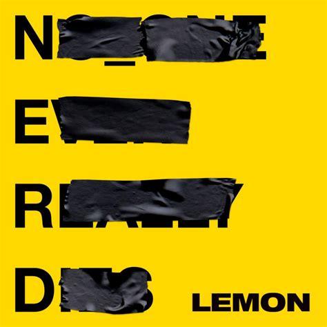 åe R N N E R D Lemon Ft Rihanna New Mp3