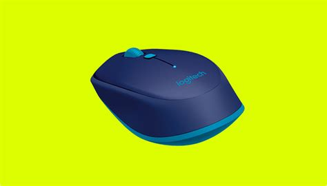 Mouse Wireless Logitech M337 Original logitech m337 bluetooth mouse works with windows mac