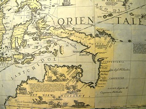 early maps world team papua historical maps of papua