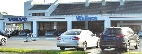 buy  wallace volvo cars volvo dealer  stuart fl