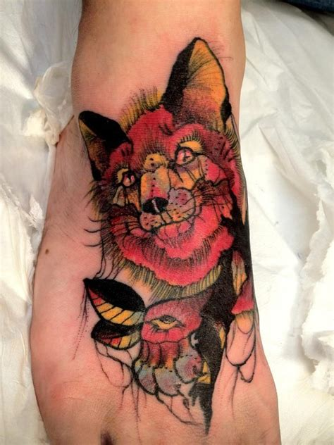 tattoo fox animal 87 best images about tattoo ideas on pinterest