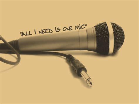 One Mic one mic by thecadaverousmob on deviantart