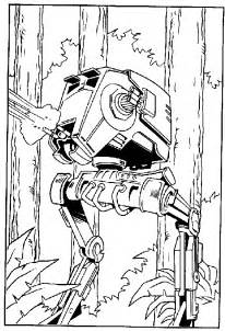 st star wars colouring pages