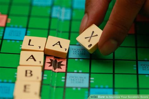 how to get better at scrabble how to improve your scrabble score 7 steps with pictures