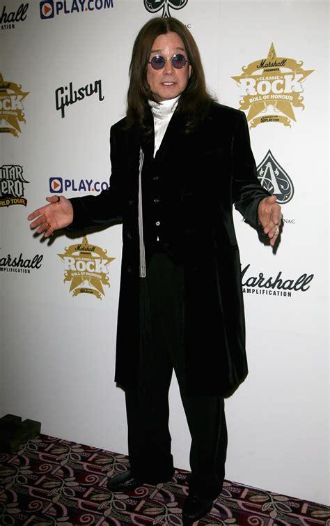 Style Osbourne by Ozzy Osbourne Center Part Ozzy Osbourne