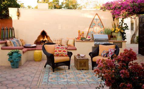 Moroccan Garden Ideas 30 Moroccan Outdoor Designs Ideas For Your Garden